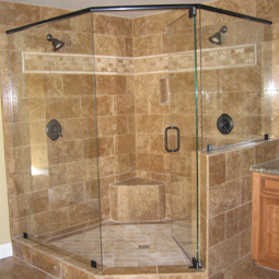 Pearl Homes Glass Shower Doors